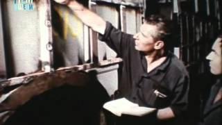 Retro filmek-Az Ikarus 180-as felújítása-1971.