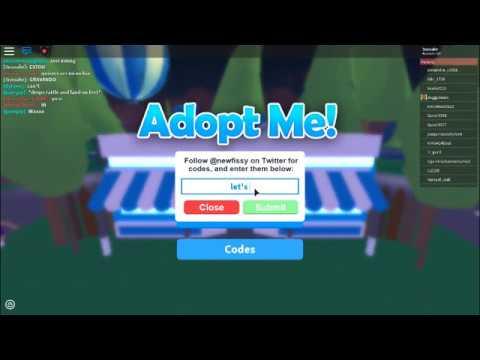 2019 Adopt Me Codes   StrucidCodes.com
