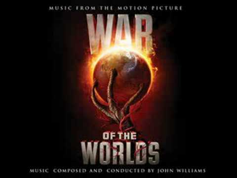 War of the Worlds Soundtrack- Escape form the City