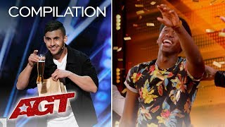 Brighten Your Day With These Uplifting Auditions And Funny Acts! - America's Got Talent 2019