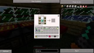 Minecraft: Technic 7 Ep. 16 - Talisman of Repair, Energy Collector, AntiMatter Relay