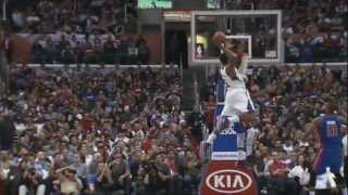Top 10 NBA Dunks of all time