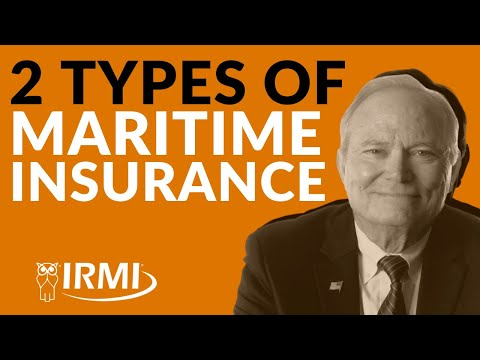 2 Types of Maritime Insurance Claims to Know for Good Risk Management | IRMI