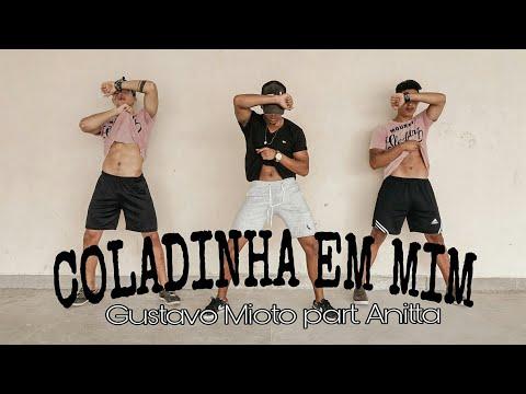 Coladinha Em Mim - Gustavo Mioto part.Anitta |Coreografia DH Dance