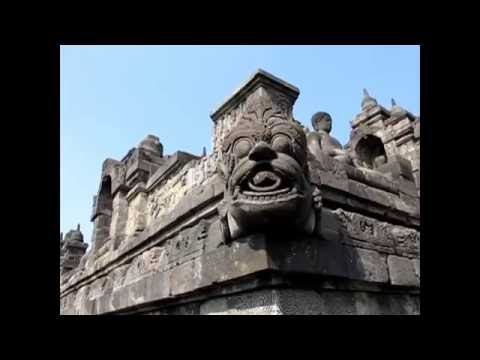 Borobudur Temple at Magelang, Central java, Indonesia