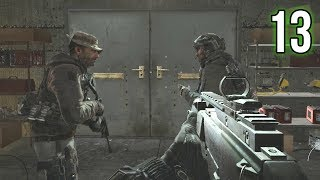 Modern Warfare 3 Campaign - Part 13 - The President's Daughter