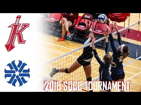 SDCC Knights vs Pima College (Group Match) | 2016 SDCC Womens Volleyball Tournament