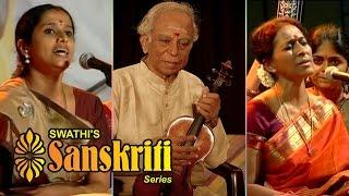 LALGUDI 80th CELEBRATIONS | Vishaka Hari | Bombay Jayshree