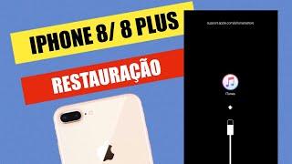 Como colocar iPhone 8/8 Plus em modo de Restauração