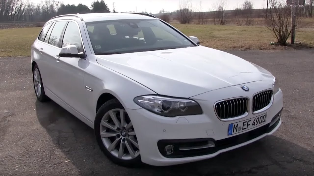 2016 bmw 530d touring 258 hp test drive youtube. Black Bedroom Furniture Sets. Home Design Ideas