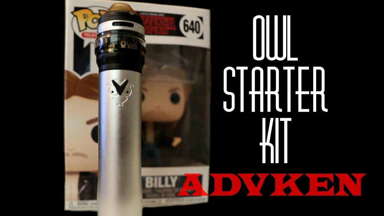 owl starter kit from advken - n devine full review