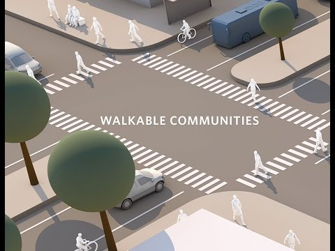 Walkable Communities: ON TO 2050 Alternative Future