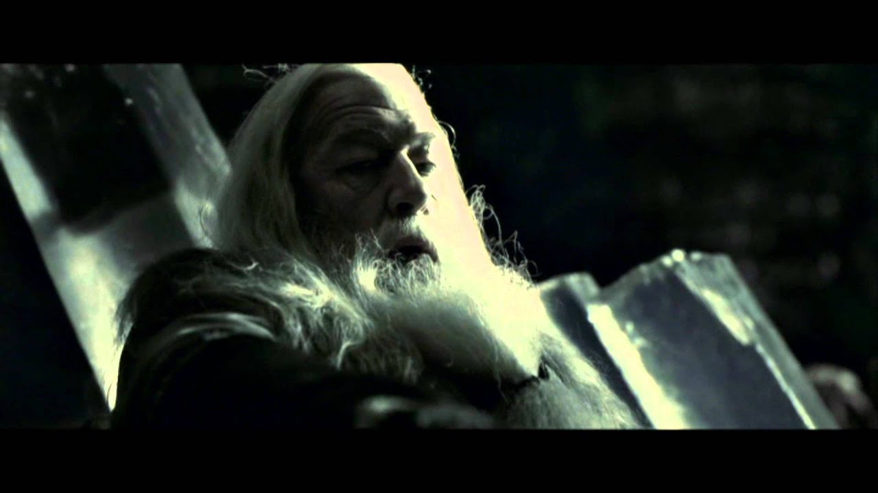 harry potter and the halfblood prince dumbledores
