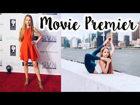 My First Red Carpet Movie Premier!