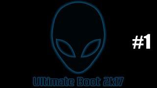 ULTIMATE BOOT 2k17 [1/?]: INSTALACION EN USB Y CAMBIOS | ElChafa thumbnail