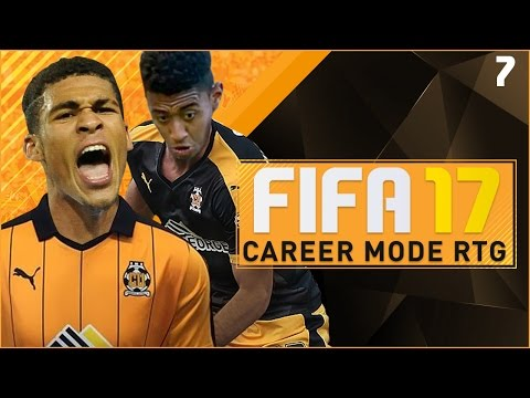 FIFA 17 Career Mode RTG S5 Ep7 - MORATA MAKES HIS DEBUT!!