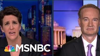 Senate Intel Report Debunking Russian Ukraine Story Completed | Rachel Maddow | MSNBC