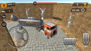 Truck Driving And Parking Simulator 2018 3D Maze | Android/ios Gameplay 2018