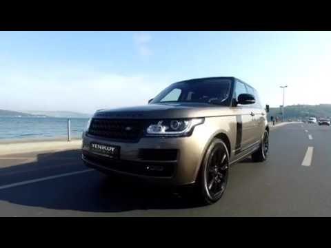 Yeniköy Motors Range Rover Vogue