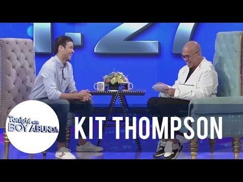 Fast Talk With Kit Thompson   TWBA