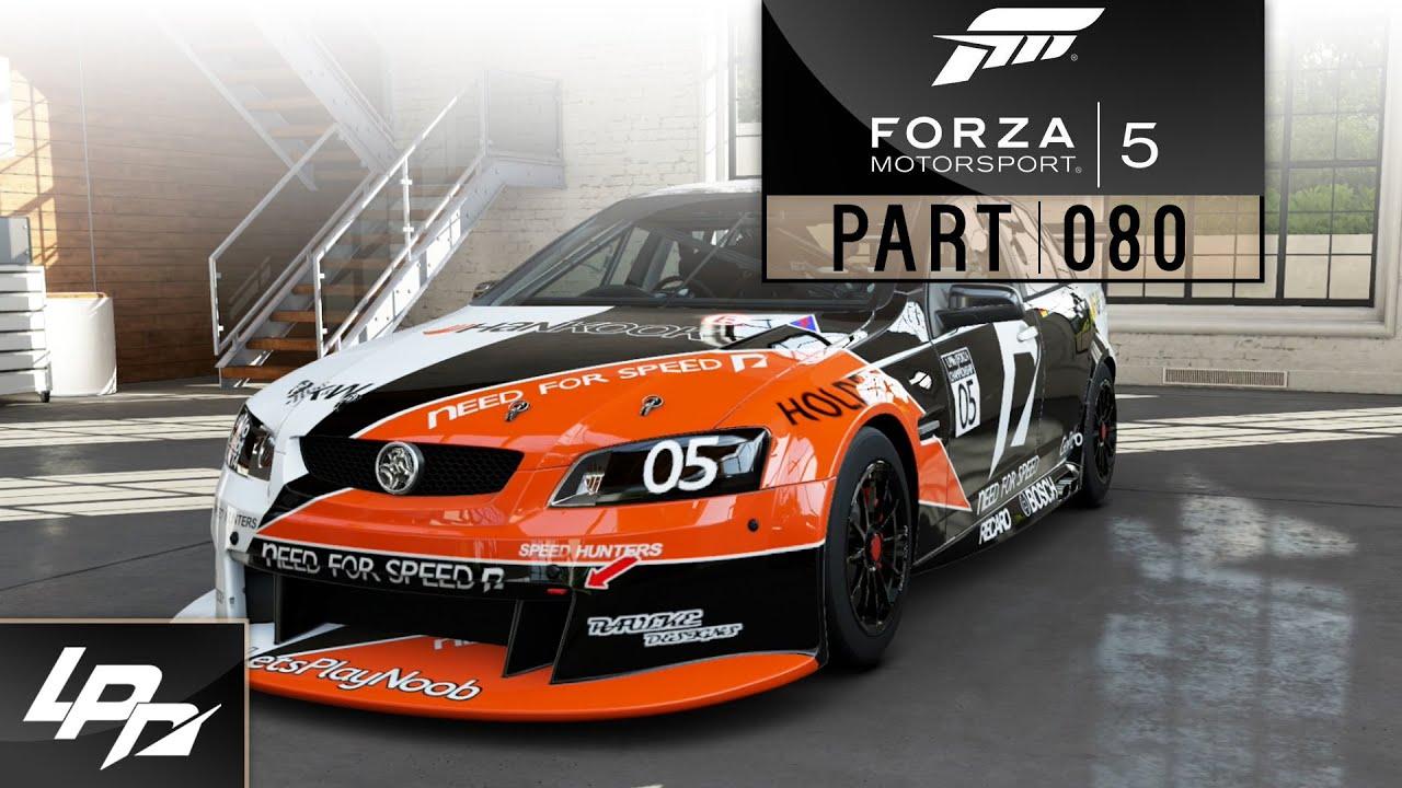 forza motorsport 5 part 80 v8 racing fullhd lets. Black Bedroom Furniture Sets. Home Design Ideas
