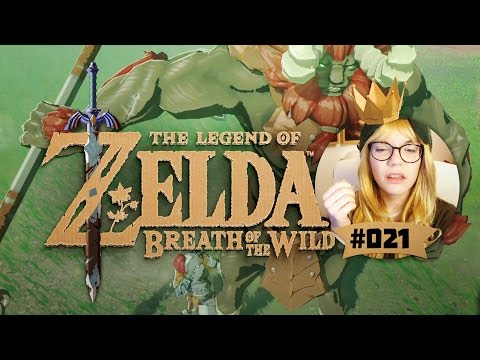 EXTREM!!!!!!!!!!!! ★ The Rage of Zelda: SHIT OF THE WILD #021