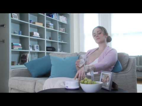 молокоотсос Philips Avent Natural SCF332 01