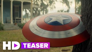 THE FALCON AND THE WINTER SOLDIER (2020) Big Game Spot Disney+