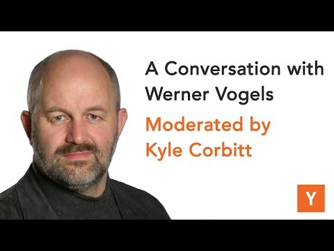 A Conversation with Werner Vogels