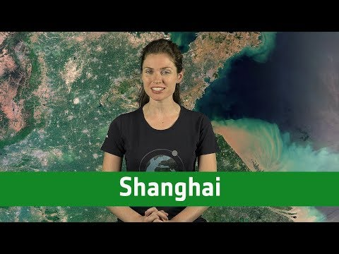 Earth from Space: Shanghai