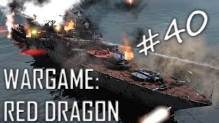 Wargame: Red Dragon Gameplay #40 (Another D-Day in Paradise, 3v3)