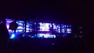 Zedd papercut live EDC New York