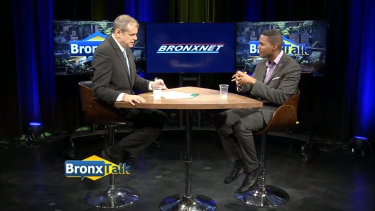 BronxTalk: Councilman Ritchie Torres   May 20, 2019