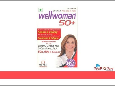 WellWomen 50+ : Meyer Organics