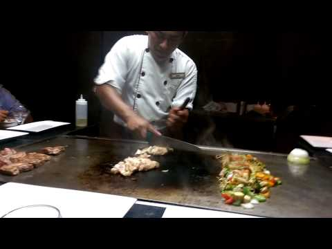 Habachi Grill 09/14/14