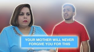 Your mother will never forgive you for this ⎜Super Sindhi