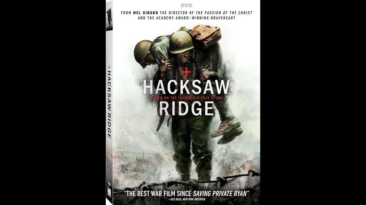 Hacksaw Ridge DVD Kritik / Bewertung - YouTube