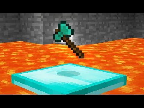 INSANE AXE DROP!! (Minecraft Ice Factions #6)