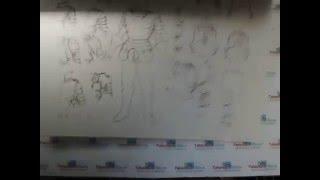 Berserk character setting, by Takamura Store