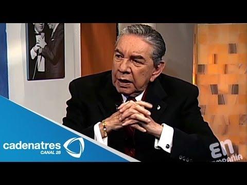 En compañía de... Marco Antonio Muñiz 11/05/14