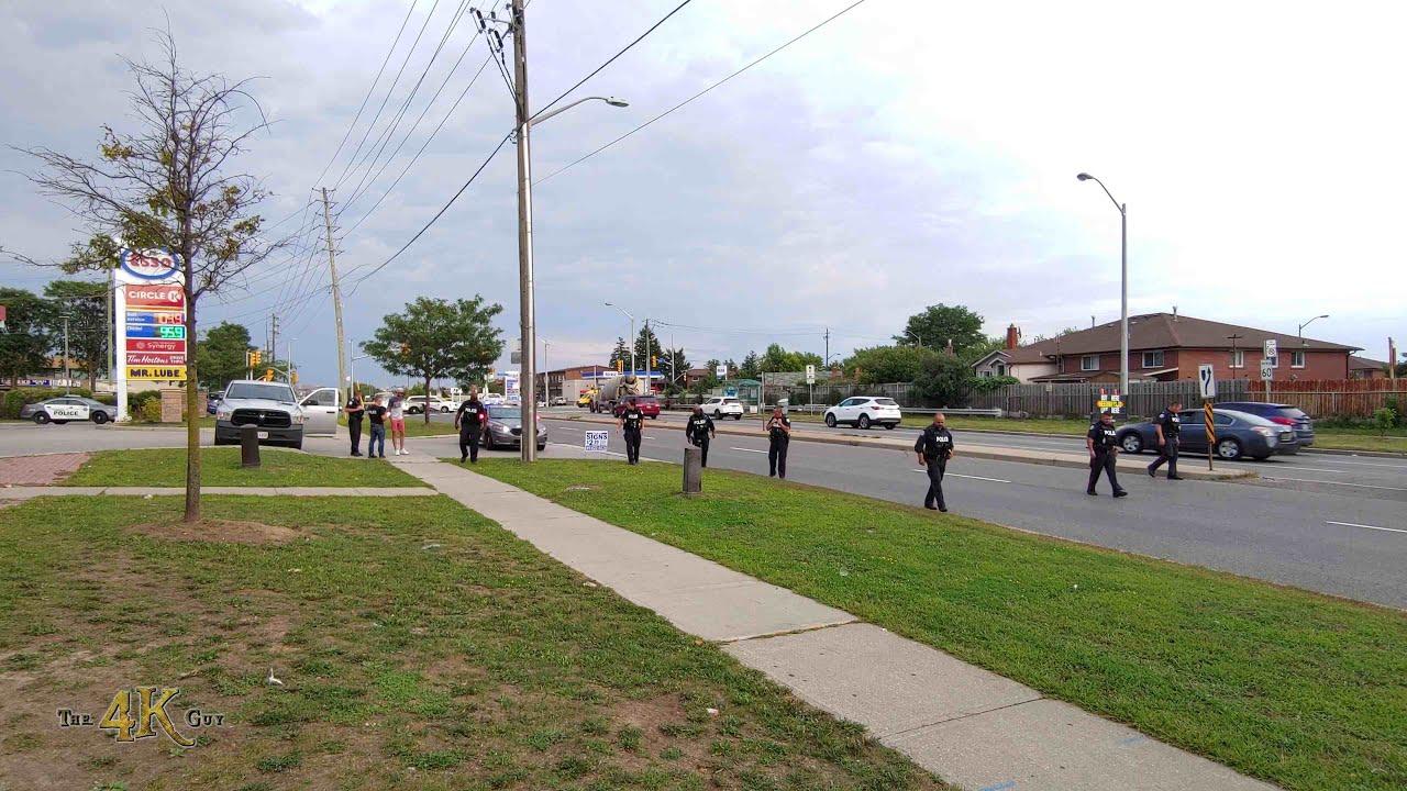 Toronto: Seventy shootings in August leave multiple people dead