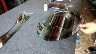 hướng dẫn cắt kính,cắt kính hình tròn,cắt góc kính,đơn giản nhất