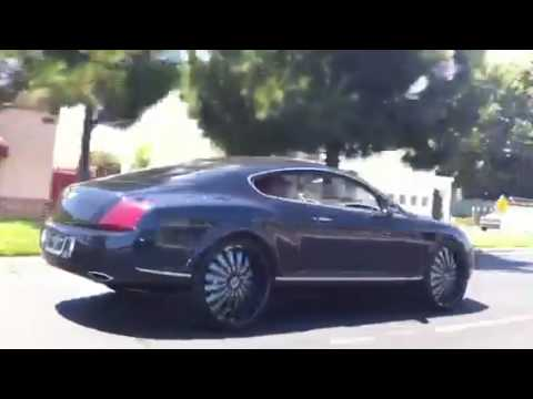 Swift car club bentley on 24s youtube sciox Images
