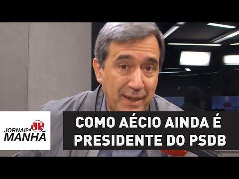 Como Aécio ainda é presidente do PSDB? | Marco Antonio Villa