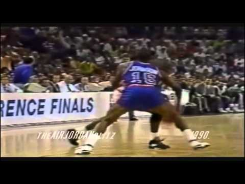 Michael Jordan the greatest of all time vs Old School Real Defense