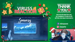 || VIETSUB || Scenery (풍경) - BTS V (뷔) | Viruss Reaction Kpop