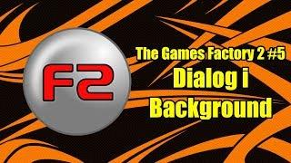 TGF2 Poradnik - Dialog i Background #5 - Jak zrobić grę?