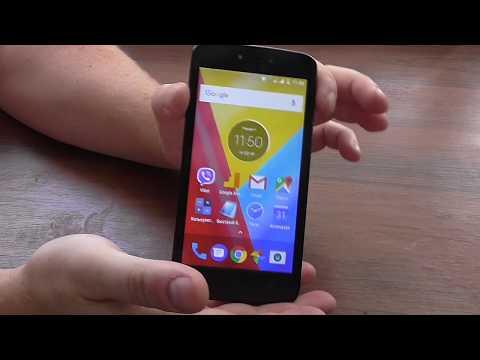 Motorola Moto C (XT1750) обзор, отзыв