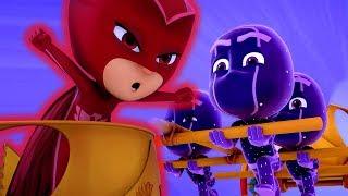 PJ Masks en Español - Buhíta y los Buhitinos - Dibujos Animados