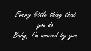 Baby Im Amazed By You